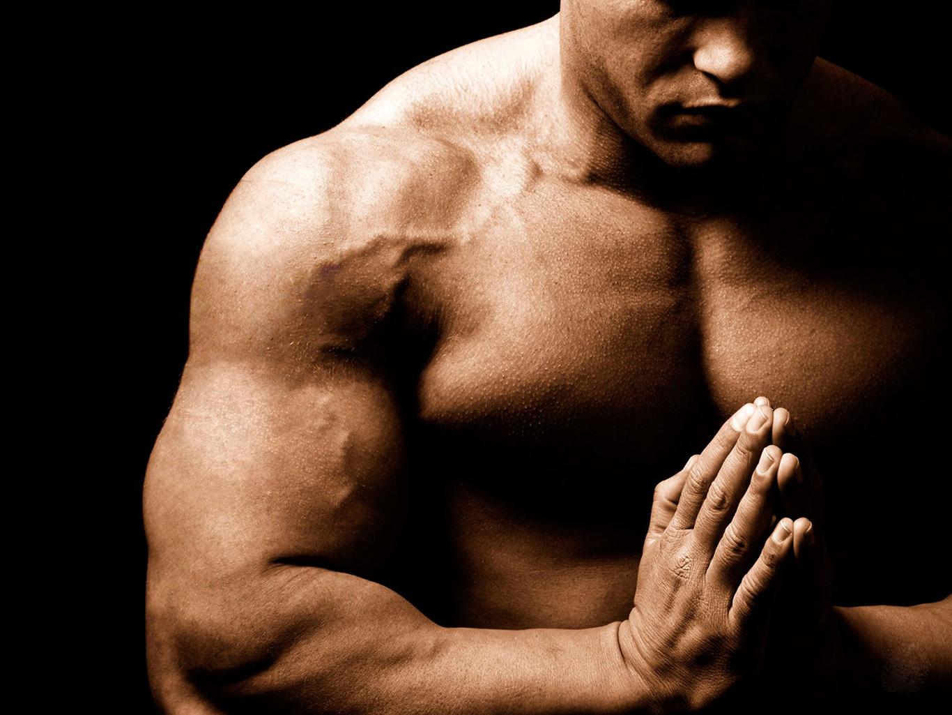 Исцеление травм плеча, вызванных тяжелой атлетикой